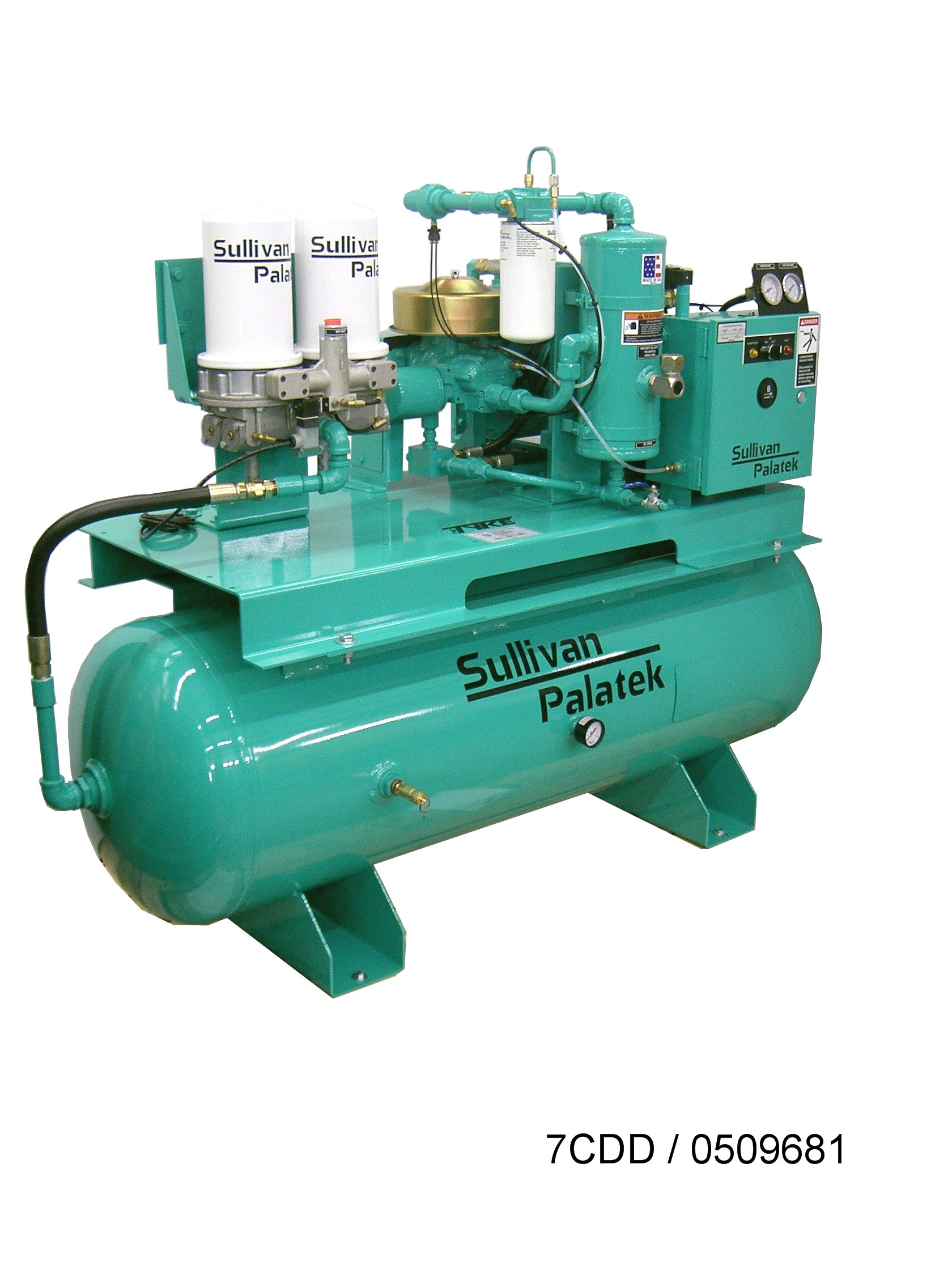 Sullivan Air Compressor